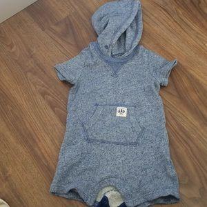 GAP one piece hoodie